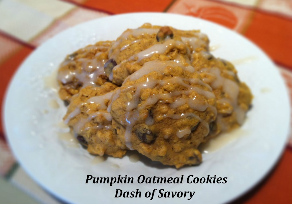 Savory Oatmeal Cookies Recipe — Dishmaps