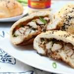 Hoisin Chicken Buns