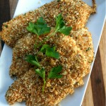 Simple Baked Panko Chicken