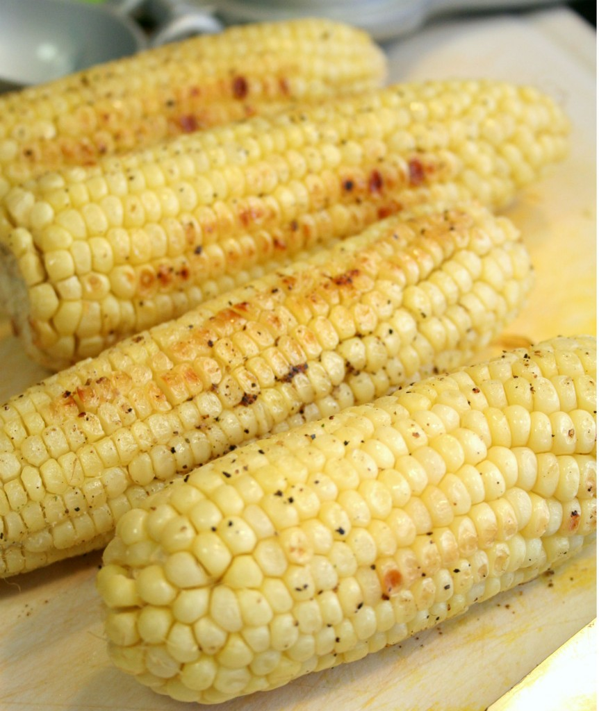 how to tell if corn on the cob is done